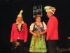 Brunnenkönigin Karin II. wurde vonAngelika und Damir begrüßt