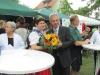 img_1111P Oberbürgermeister Peter Feldmann mit unser Brunnenkönigin Karin II.