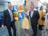 dscn9929w Jennifer II. mit Stadtverordneten und Schirmherr Juan Jose Aragon Lopez