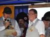 185A Präsident Dieter Breidt ehrt Hans-Otto Porzelt für seine 50 Jahre Mitgliedschaft