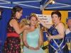 neu-245 Ex-Brunnenkönigin Bianca I. und Ex-brunnenkönigin Karin II. mit der neuen Brunnenkönigin Jennifer II.