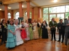 k Gruppenbild bei der Eröffnung der Apfelweinmesse
