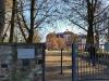 Eingang zum Schloßpark Biebrich