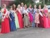 Gruppenbild aller Gasthohheiten in Büdesheim