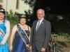Karin II. mit Bürgermeister von Bruchköbel