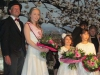 Inthro der Rosbacher Blütenkönigin 2014/15