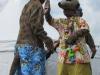 3276PErdmännchen auf dem Römerbrunnenfest in Bad Vilbel