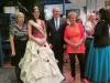 img_4840Goldsteiner Rosenkönigin Andrea I. mit ihrer Mutter und Bürgermeister Uwe Becker und Bundestagsabgeordnete Ulli Nissen