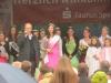 Begrüßung der neuen Apfelblütenkönigin Janina I.