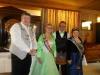 Verabschiedung mit unserer Brunnenkönigin Karin II.und dem Präsidenten Dieter Breidt