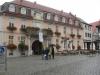 img_5084Das ehemalige Gasthaus  Zum goldenen Löwen am Michelstädter Marktplatz. Heute befindet sich das dort Kulturamt der Stadt.