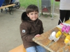 Bastelstation - Kerzen schmücken mit  Serviettentechnik