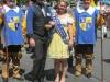 img_3750Brunnenkönigin Jennifer II. mit dem Schirmherr des 33. Schweizer Strassenfest Markus Mannberger und den