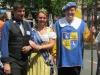 img_3753P Markus Mannberger mit der Brunnenkönigin Jennifer II. und dem Herold Stefan