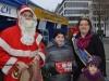 Foto:MM Der Nikolaus mit Brunnenkönigin und Ihren Kindern
