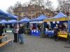 Foto: MM An dem diesjährigen Weihnachtsmarkt beteidigten sich wieder 5 Vereine aus Sachsenhausen
