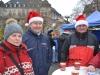 Foto:MM Claudia,Stefan und Volker nach dem Aufbau unseres Pavillons